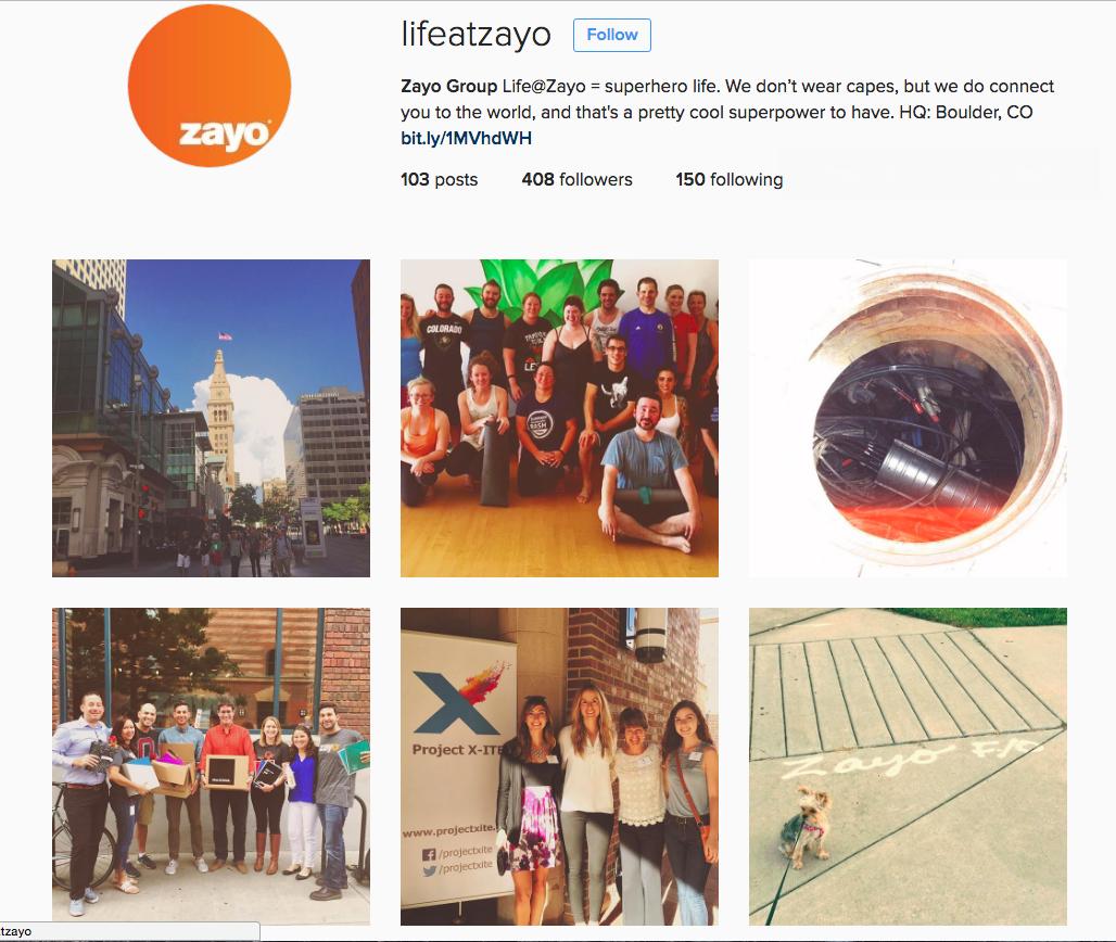 Zaya instagram