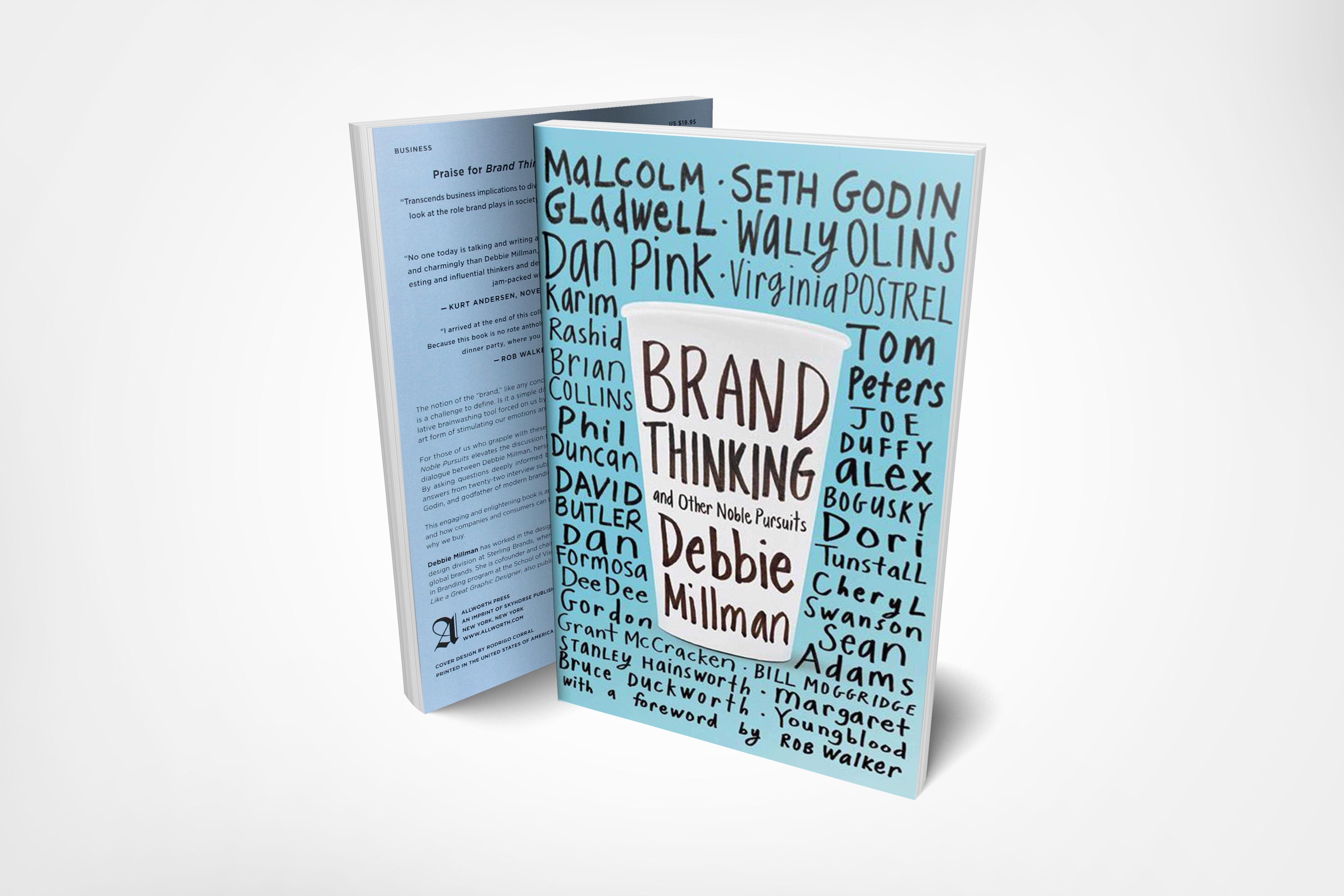 Brand Thinking book