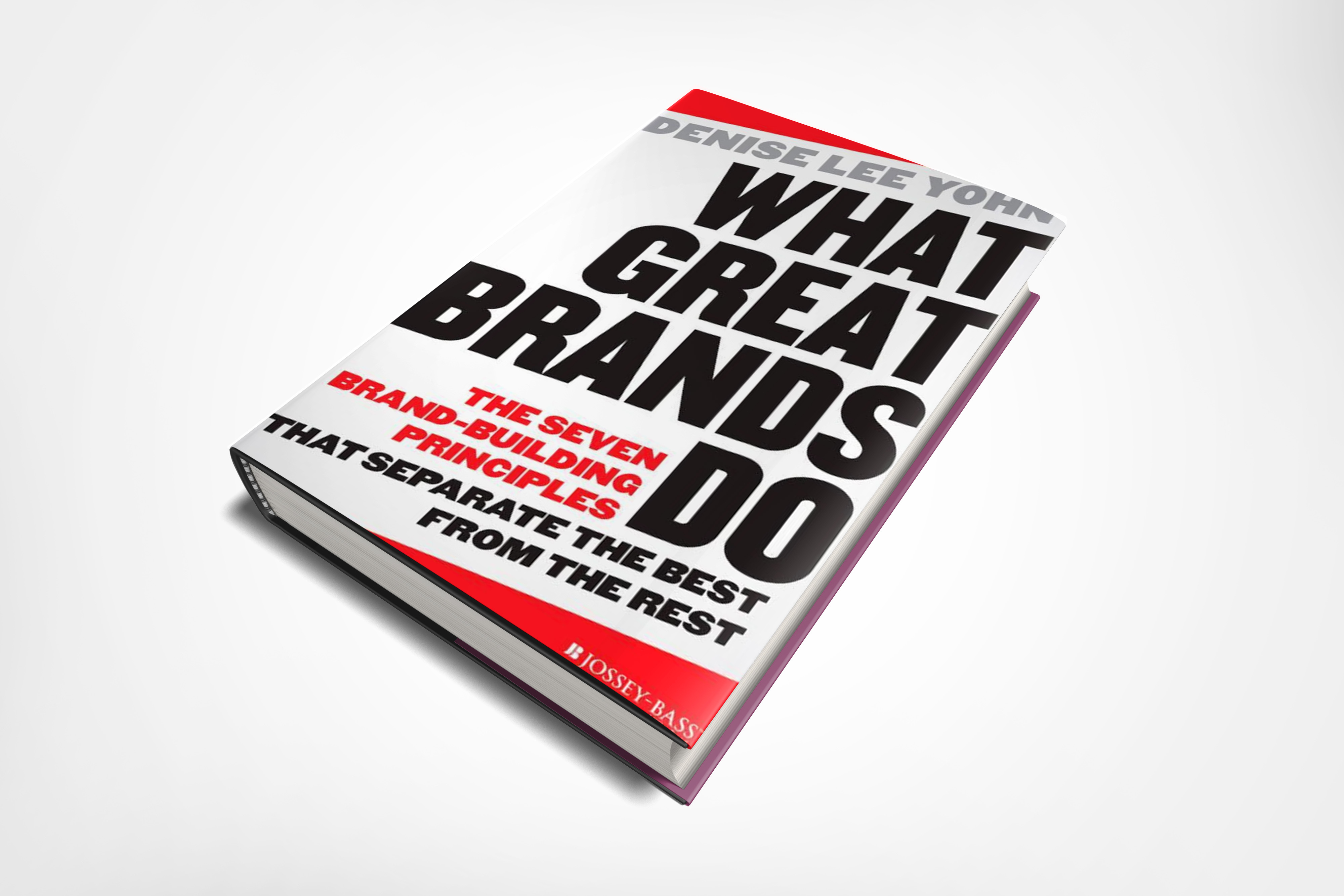 What Great Brands Do book