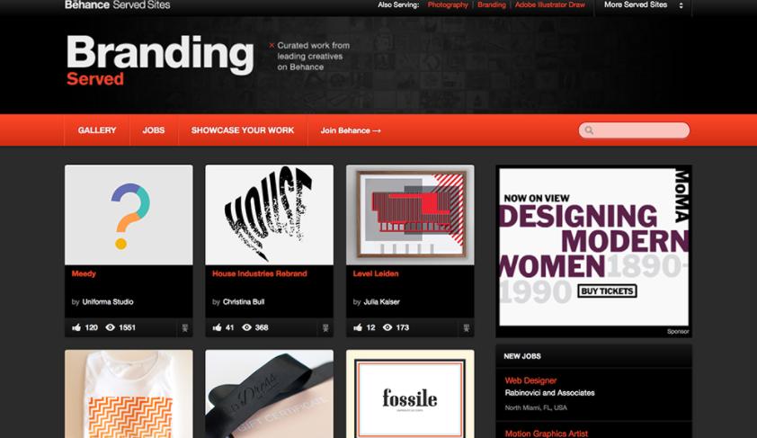 branding blog website