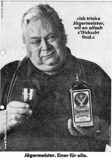Jager old