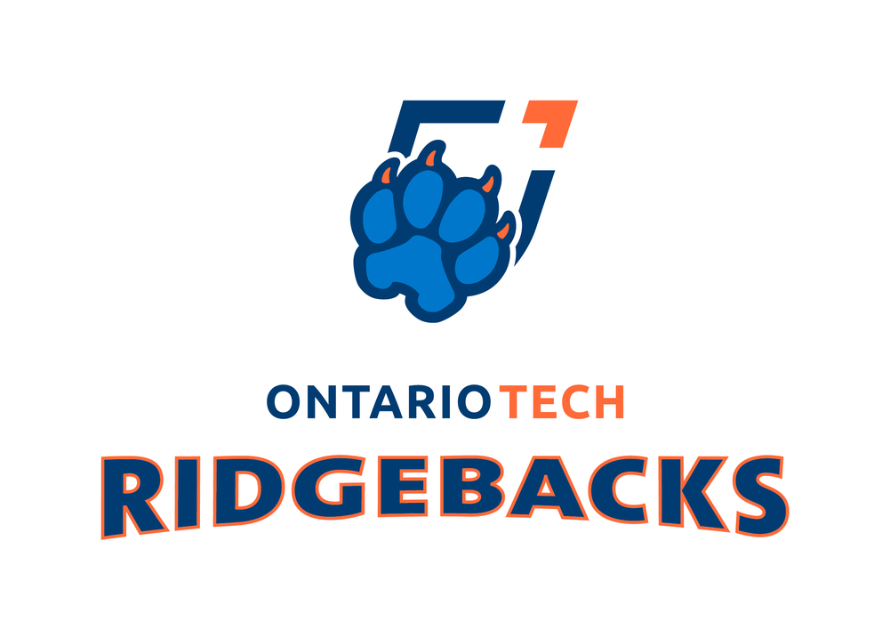 Ontario Tech Ridgebacks logo