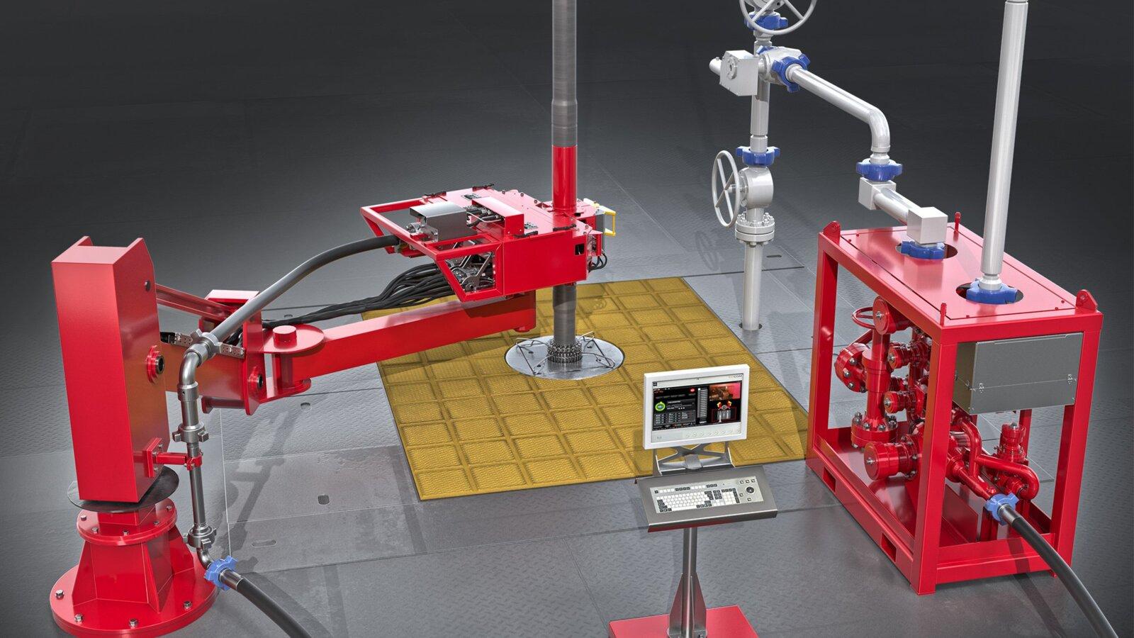 Halliburton Continuous Circulation Systems