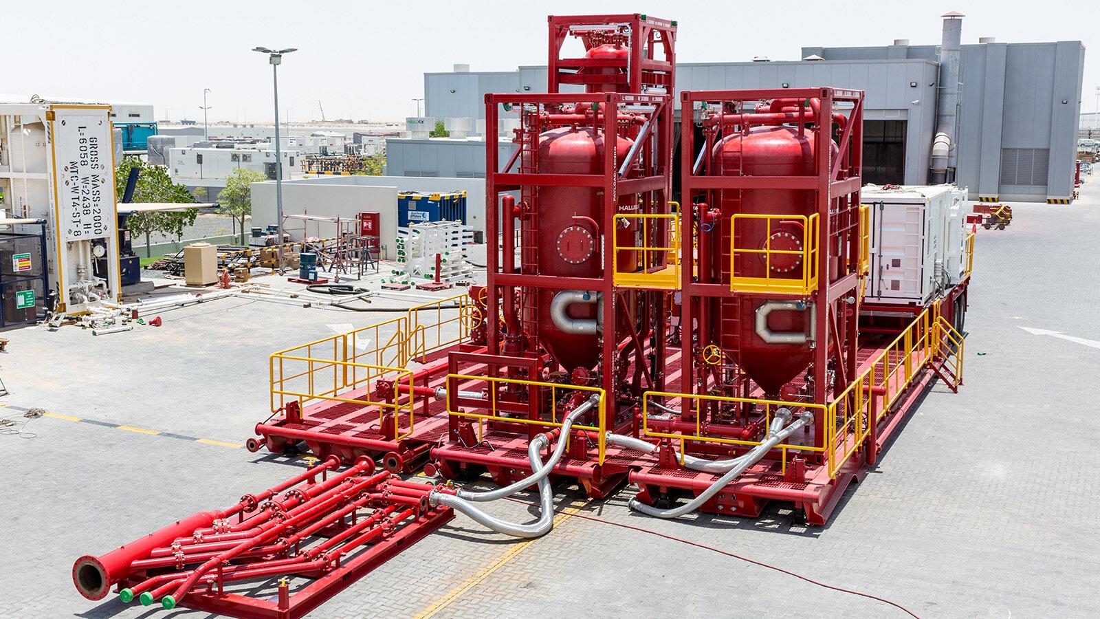 Halliburton Underbalanced Drilling Services