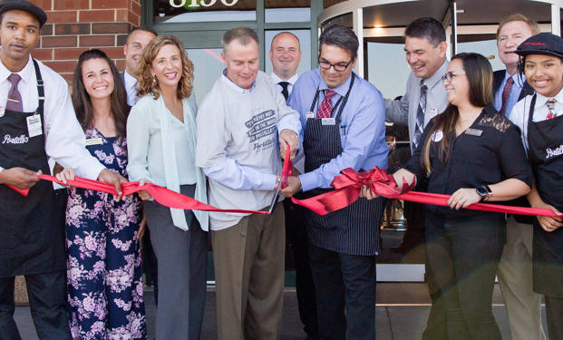 Portillos team opening a new store