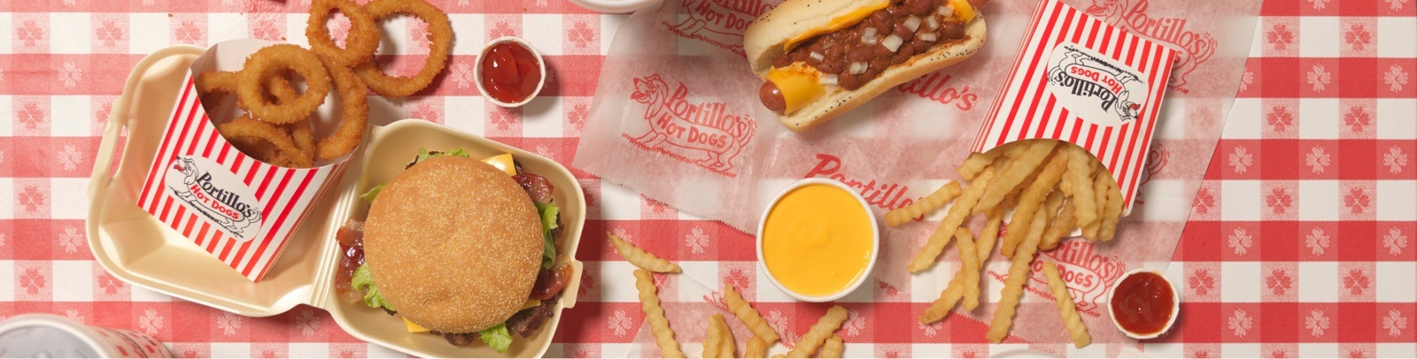 Portillos food
