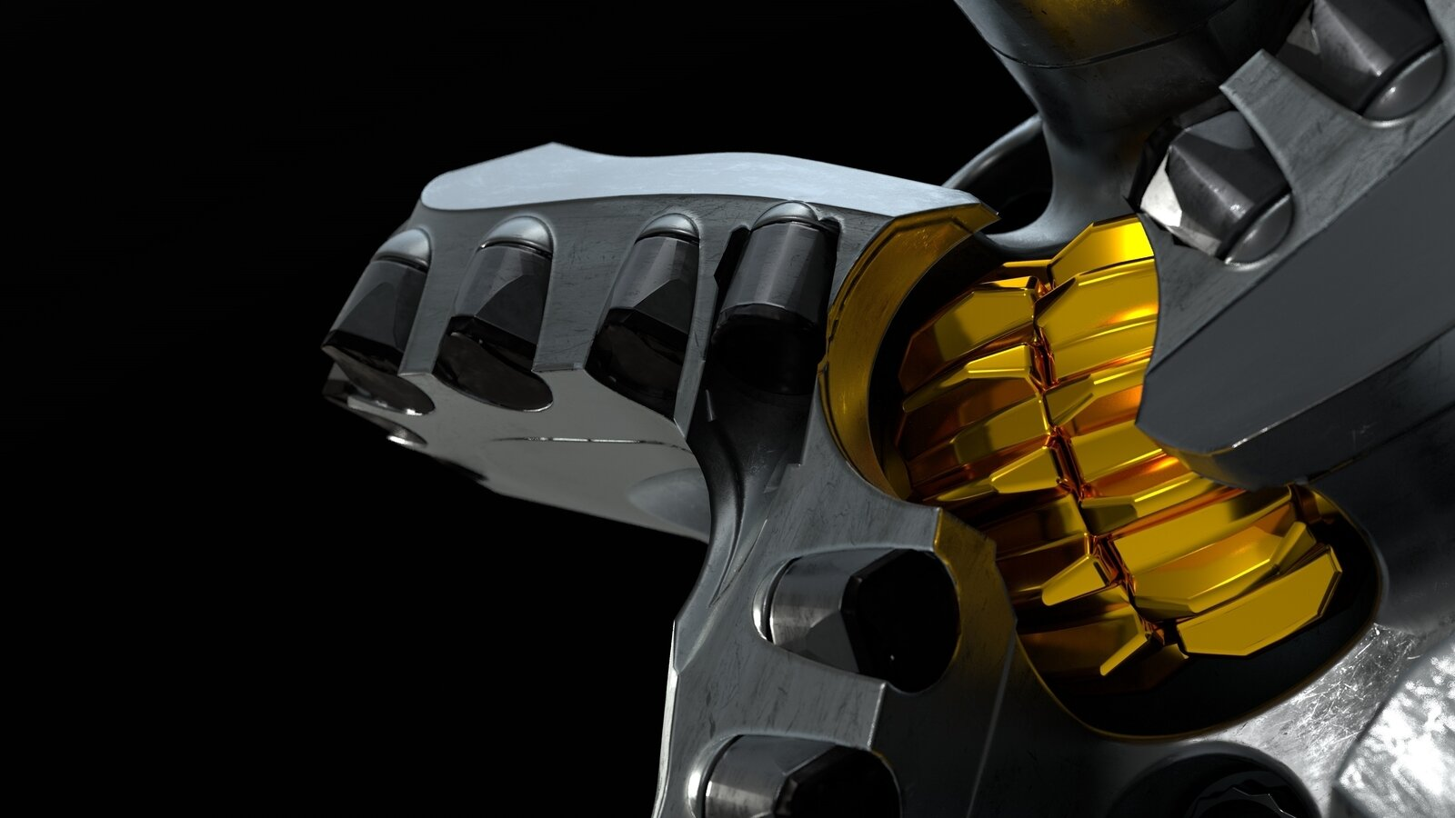 Hybrid Drill Bits