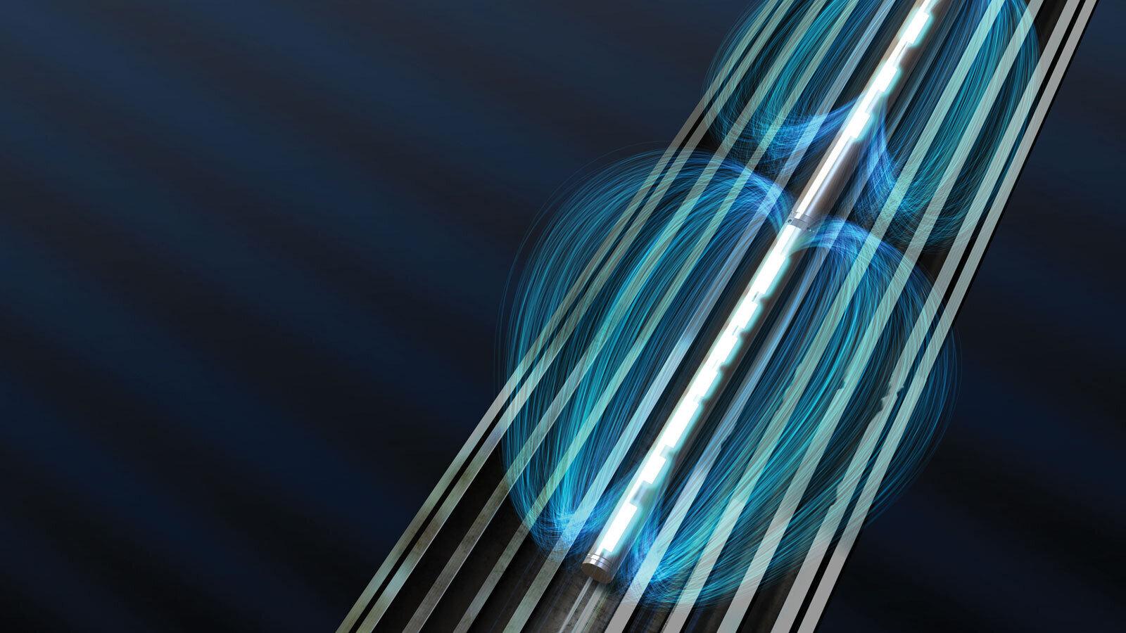电磁管道检测器®V工具