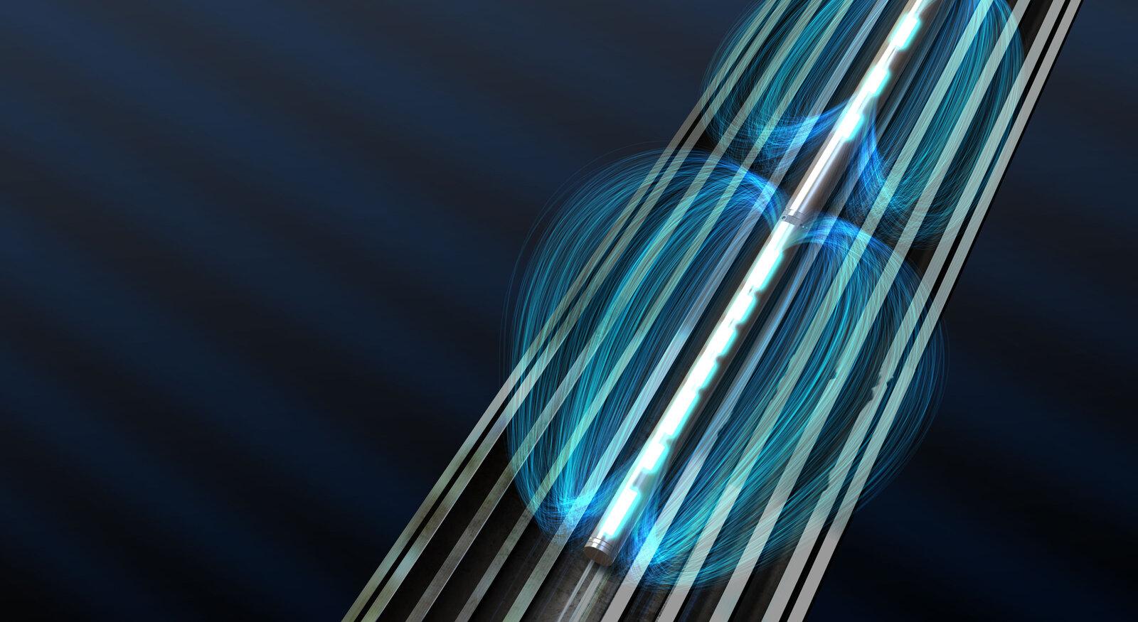 Electromagnetic Pipe Xaminer® V Tool