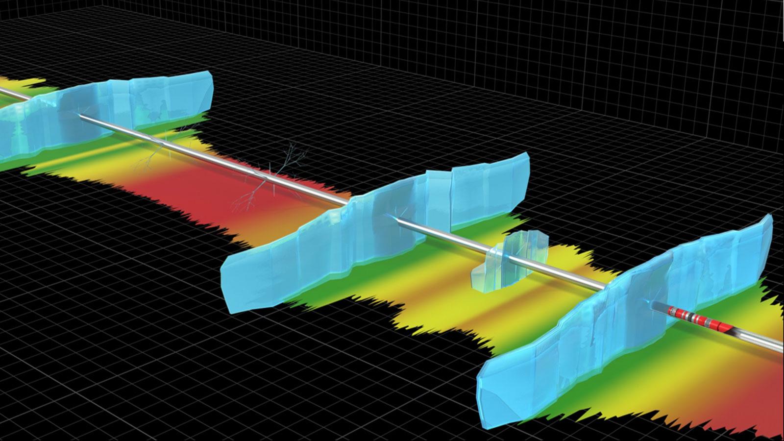 Reservoir Monitor Tool 3-Detector™ (RMT-3D)