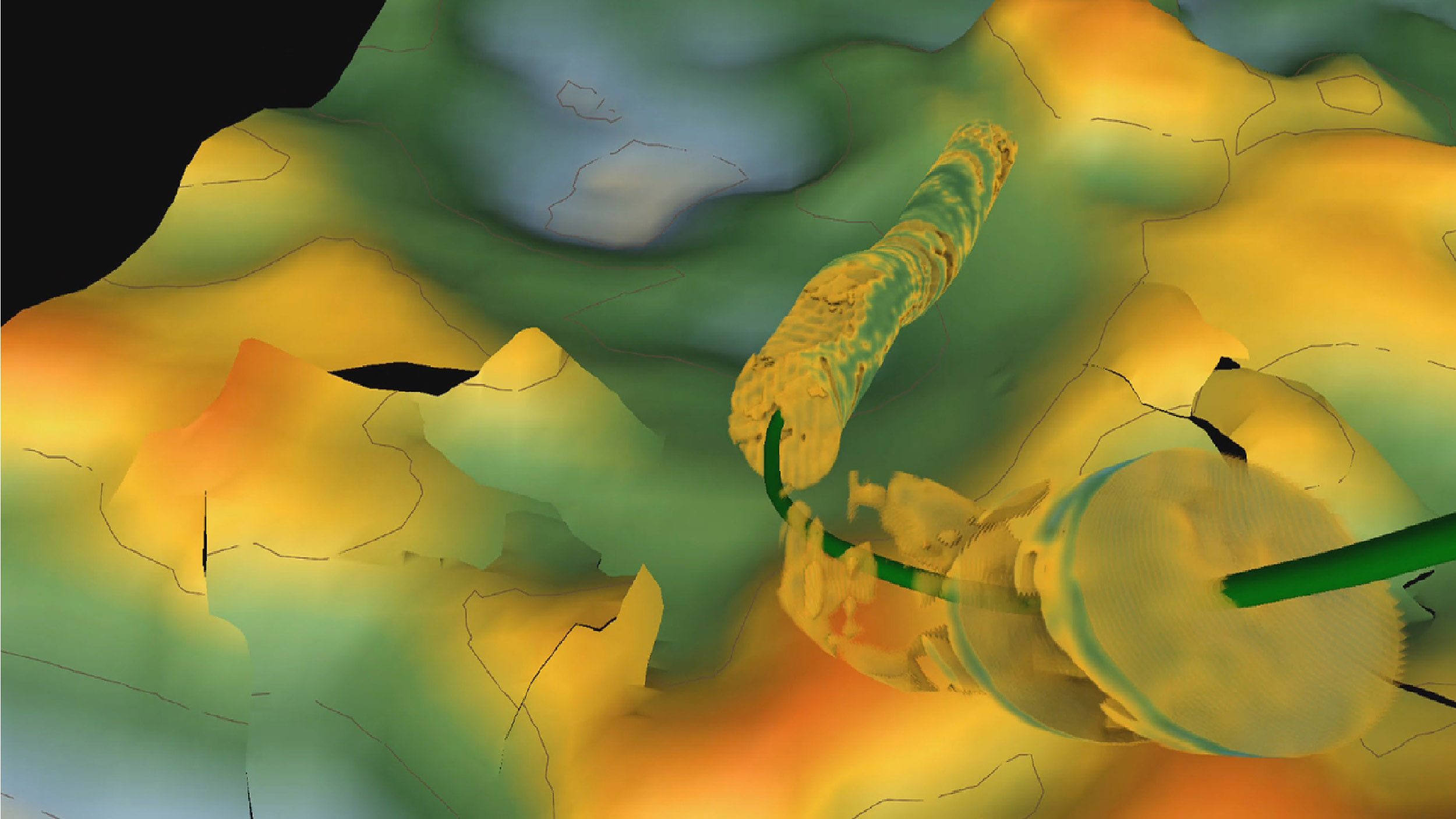 Reduce uncertainty with subsurface intelligence