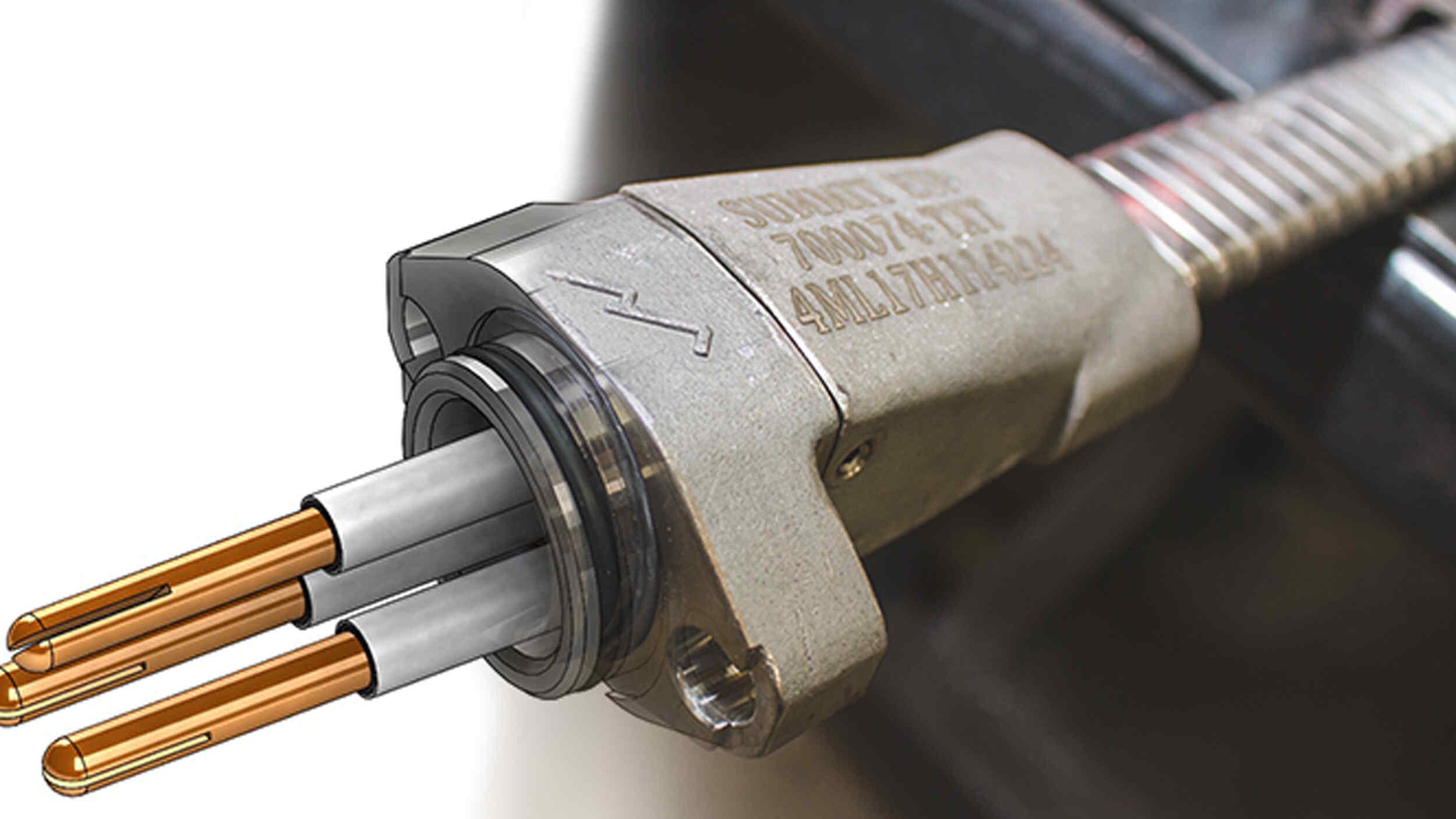 Avenger® Motor Lead Extension