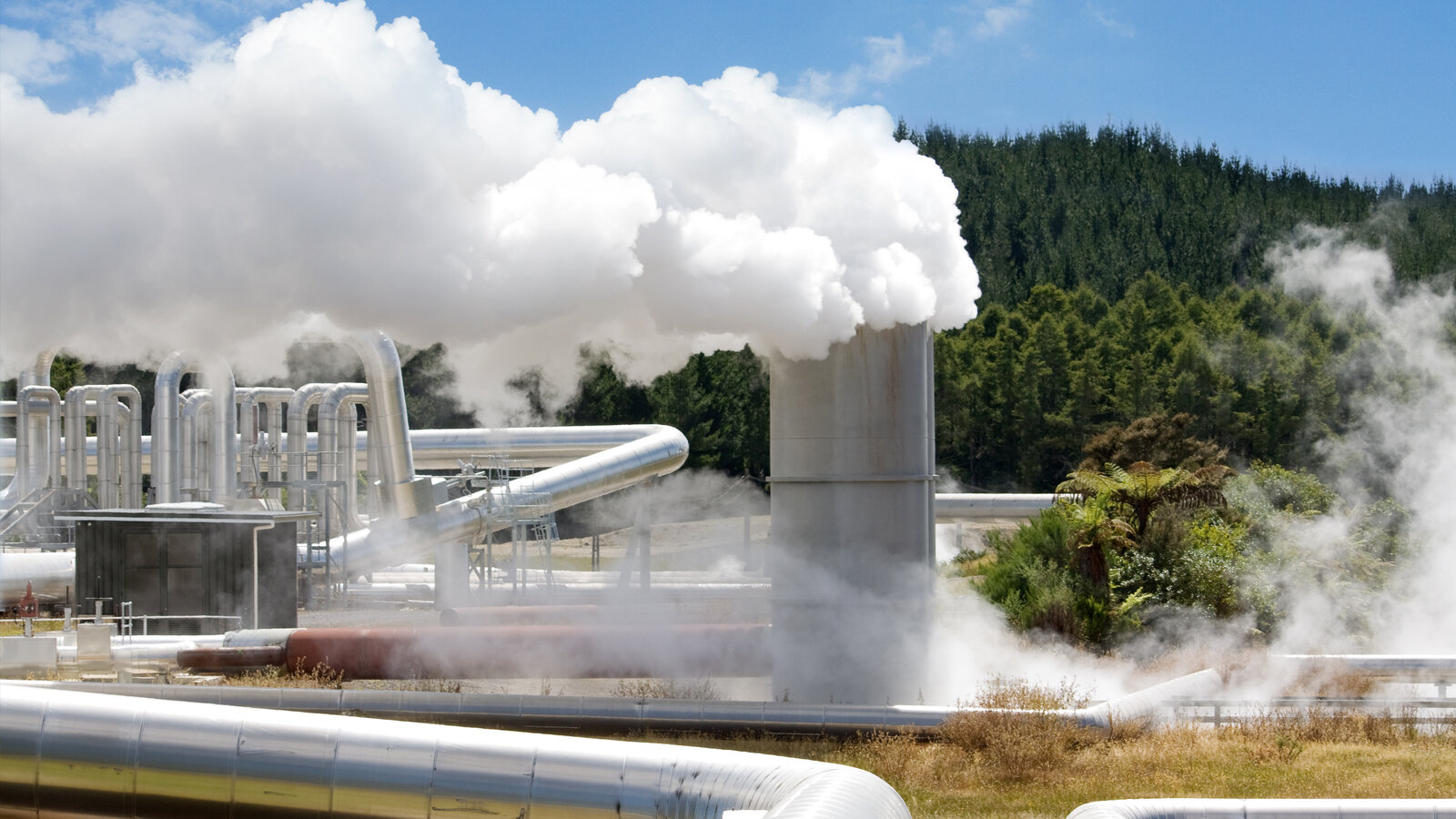地热泵系统