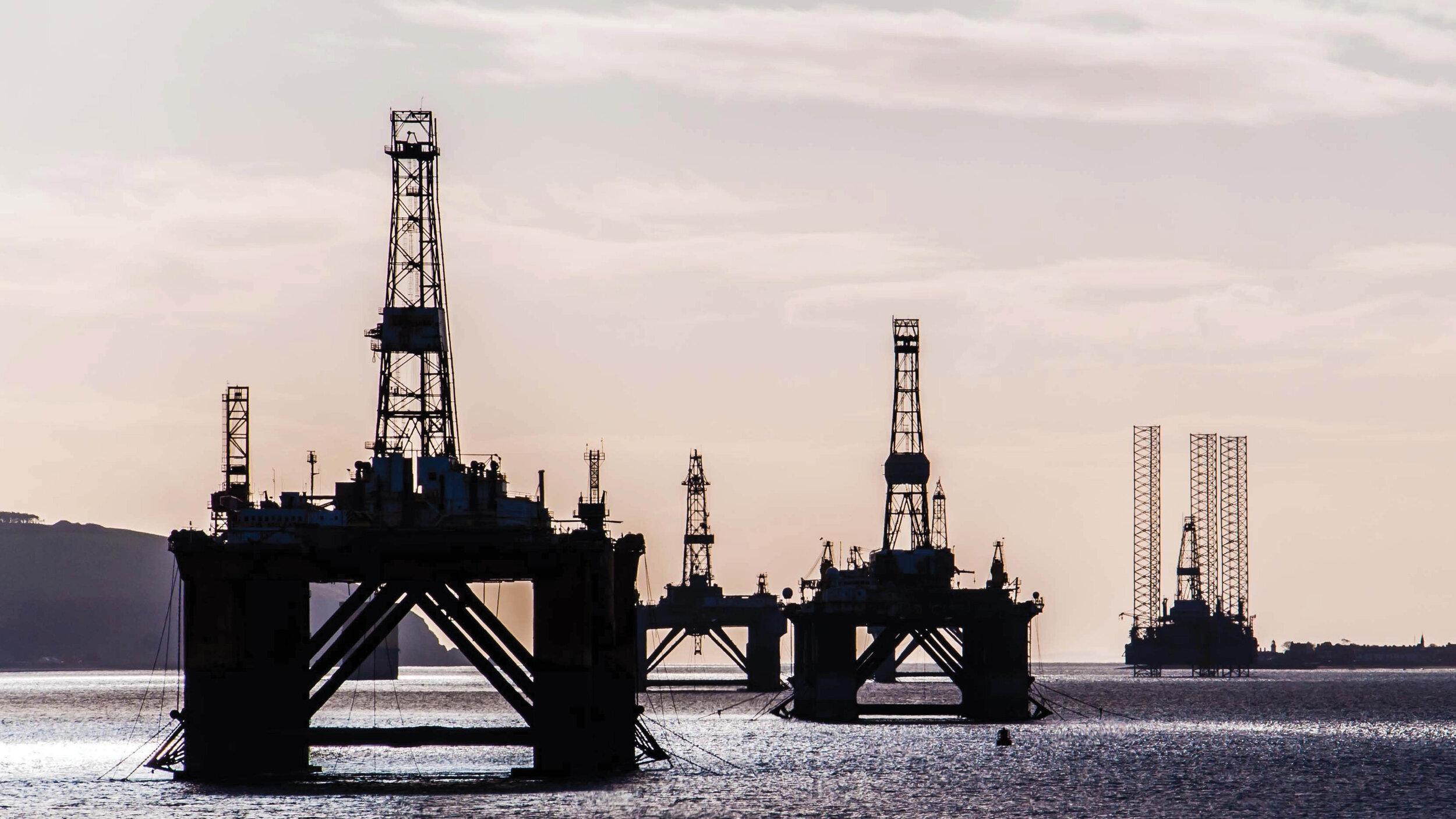 Halliburton BaraH2O™ offshore slops treatment