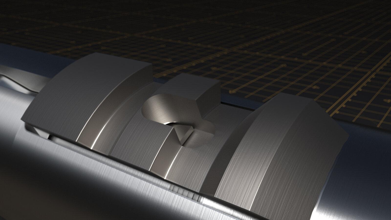 可靠的井下流量控制设备,配备Otis®RPT®免走着陆接头和锁定芯棒系统