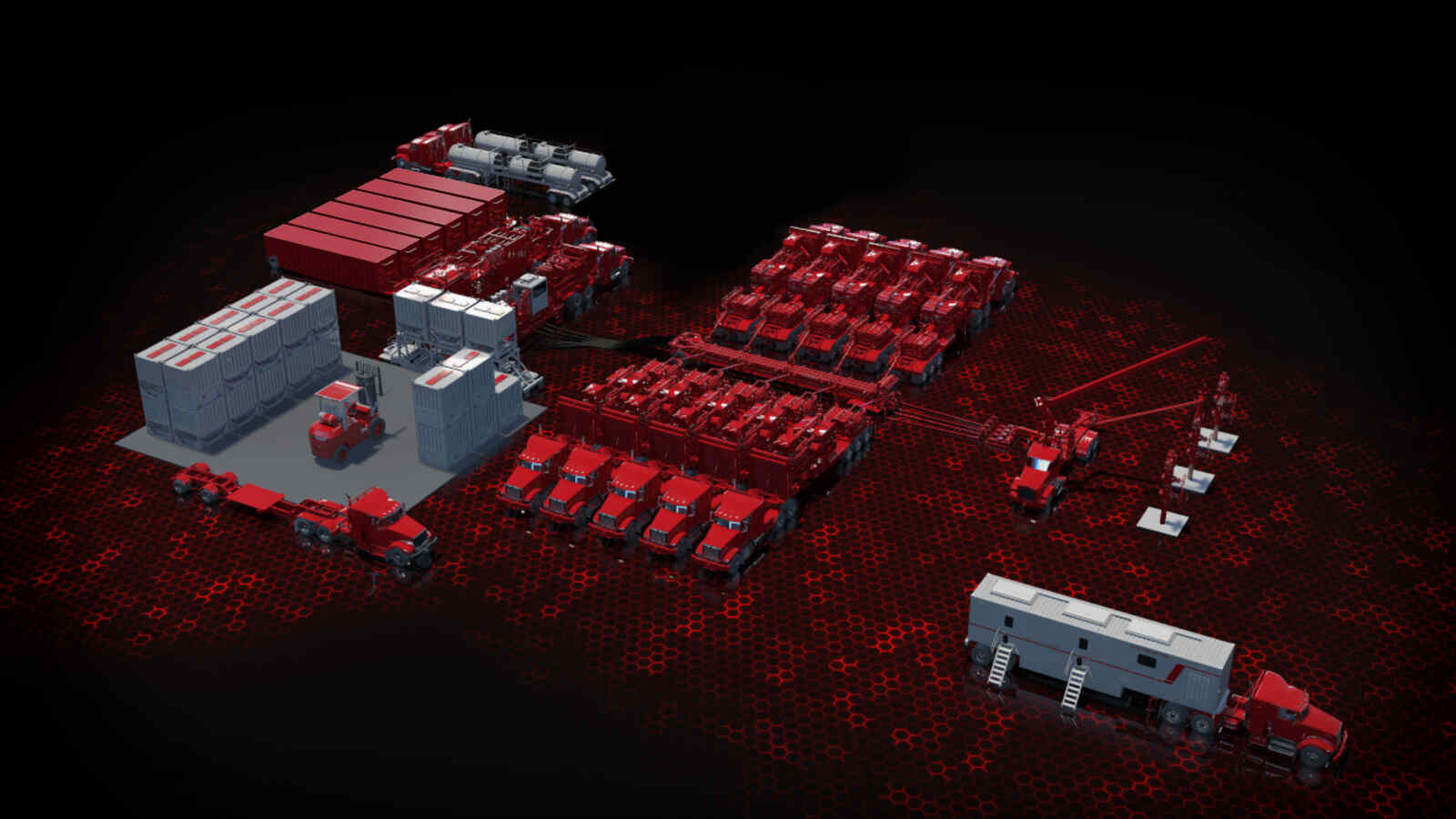 Halliburton Integrated Well Completions