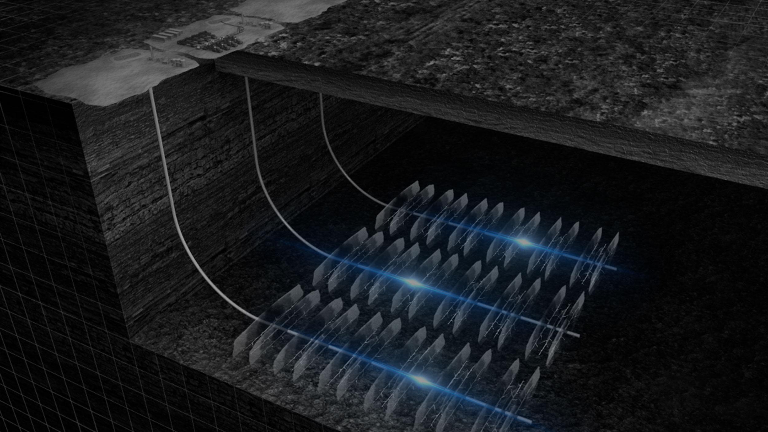 Scalable fiber for live reservoir insights