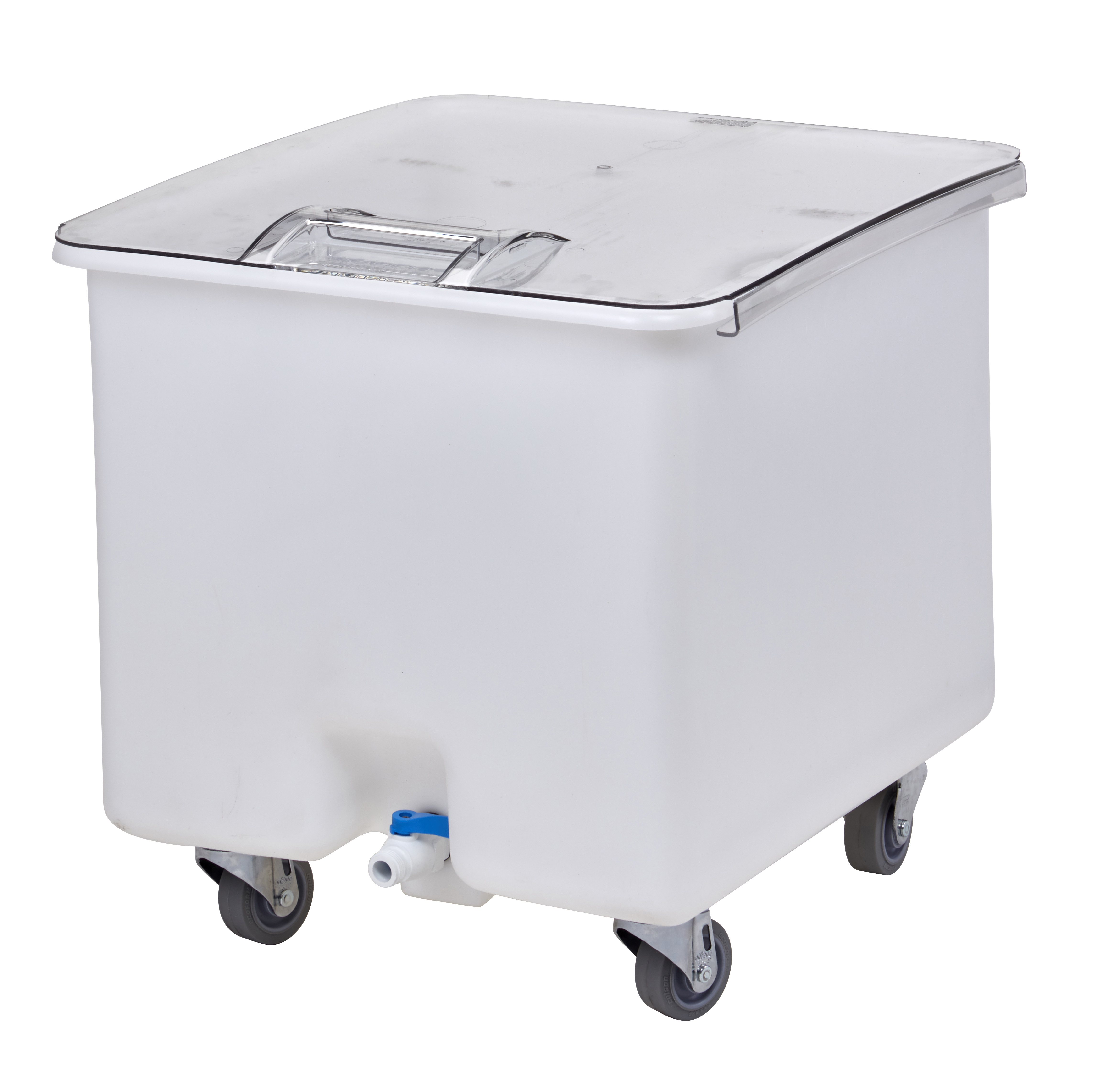 CC32148 Camcrisper White 32 Gal. Ingredient Bin