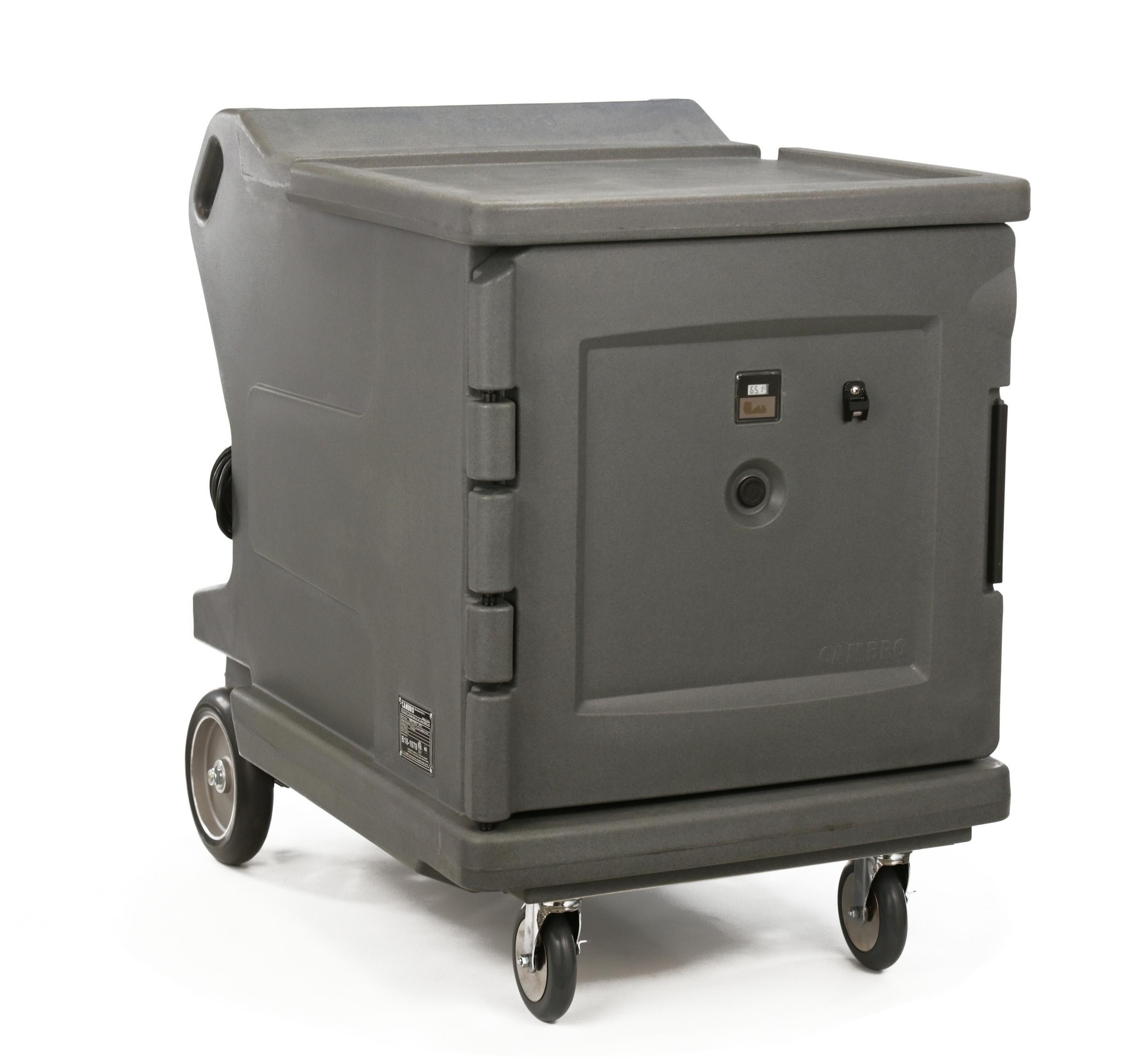 Camtherm® Aufbewahrungsschränke, heiß, niedrig - 360 view