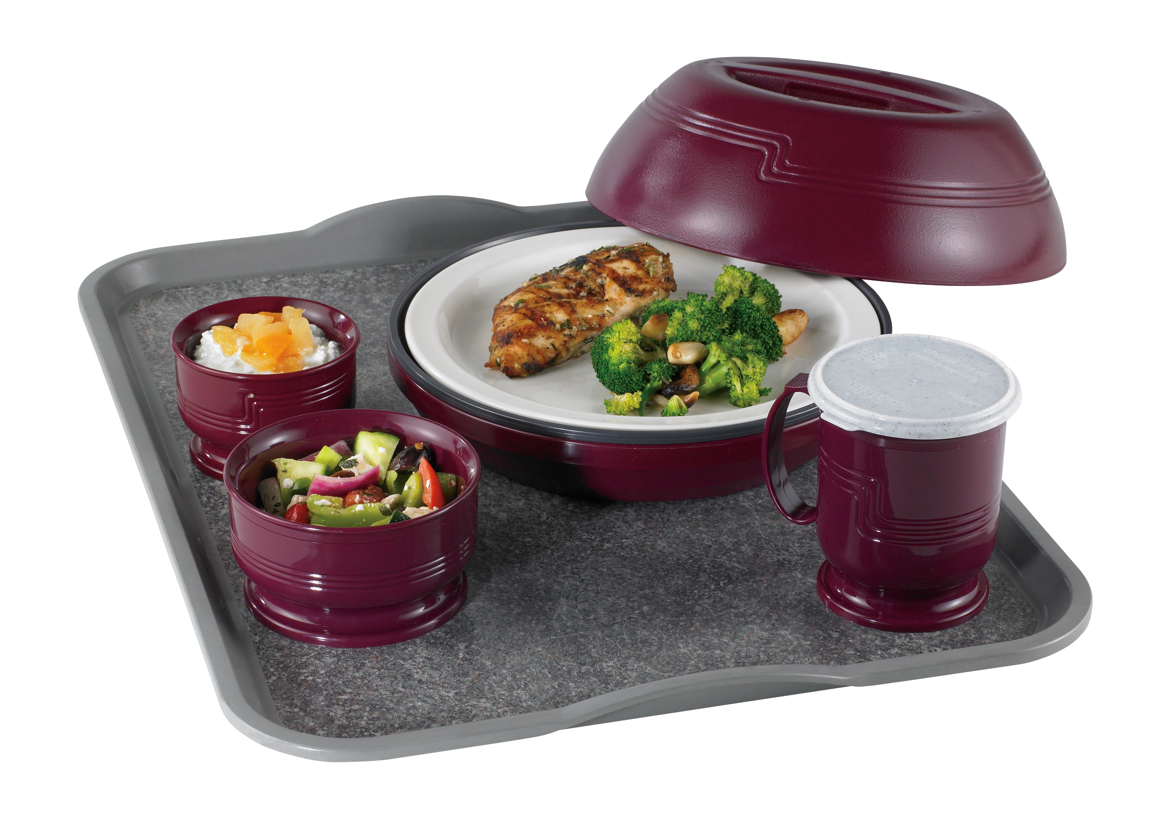 Non-Skid Versa Camtrays® with Handles