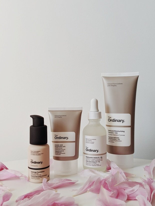4 of the ordinary products