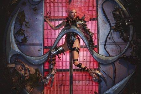 "Lady Gaga's ""Chromatica"" album cover"