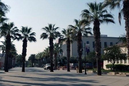 wide view of SJSU 7th street