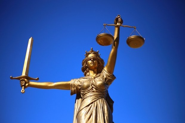 Justice Statue/Lady Justice