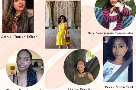 Her Campus Stony Brook E Board Members