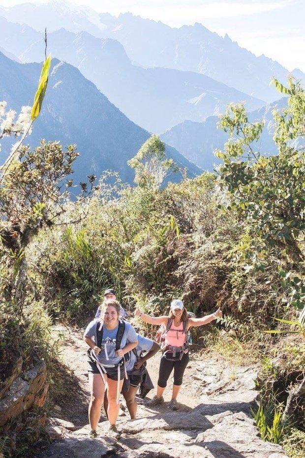 wellfit girls climbing