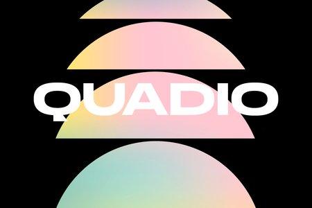 Quadio music logo
