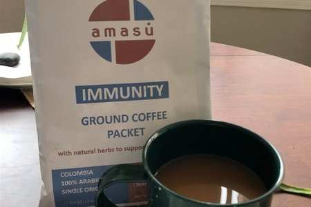 Healthy coffee feature article, immune booster