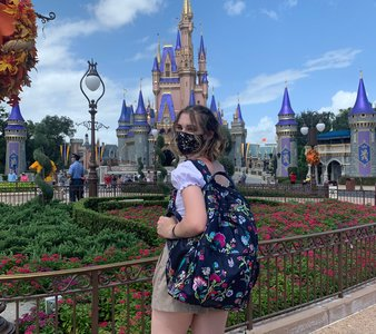 Vera Bradley Backpack Disney World