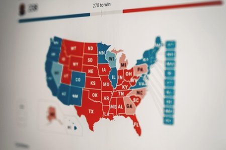 US party map