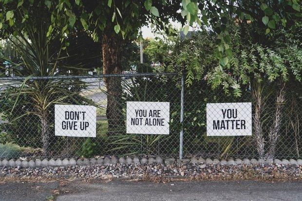 Suicide Prevention Week