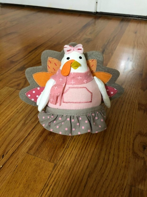 Spritz turkey bird