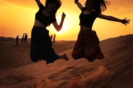 Dubai trip picture day one