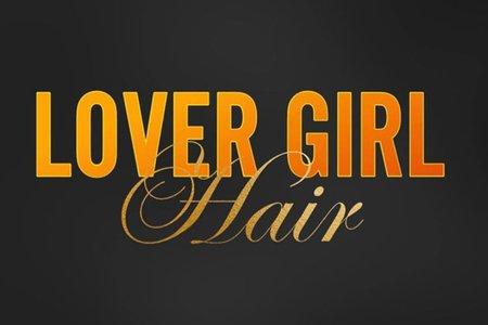 lover girl hair logo