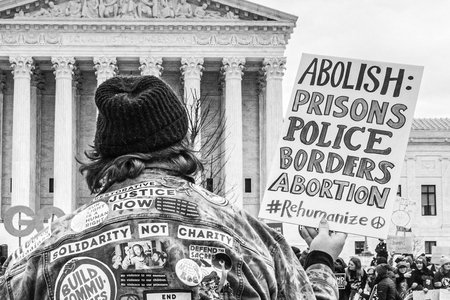 Abolish the prison protest