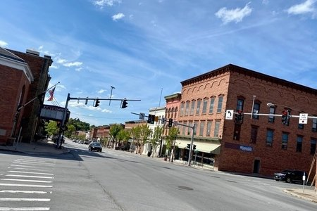 St. Lawrence County downtown