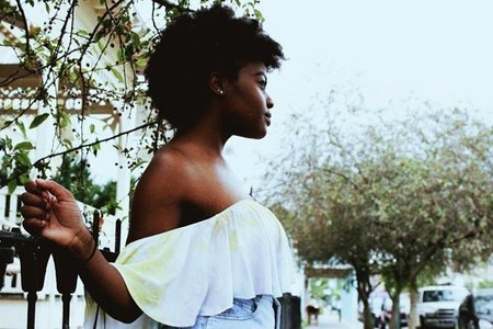 Amelia Kramer-Girl Posing Sidewalk