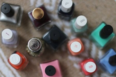 The Lalaassorted Nail Polish