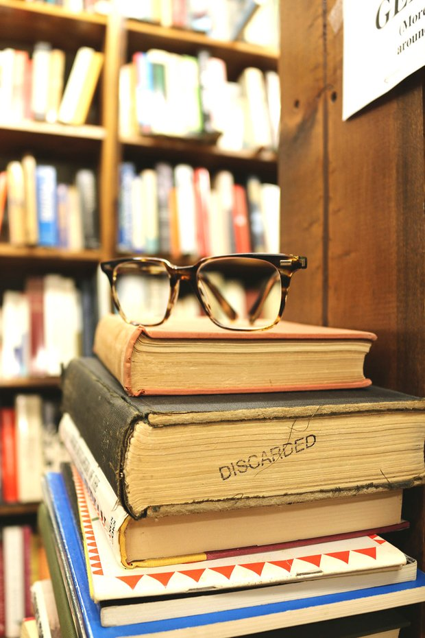 The Lalastalk Of Books And Glasses