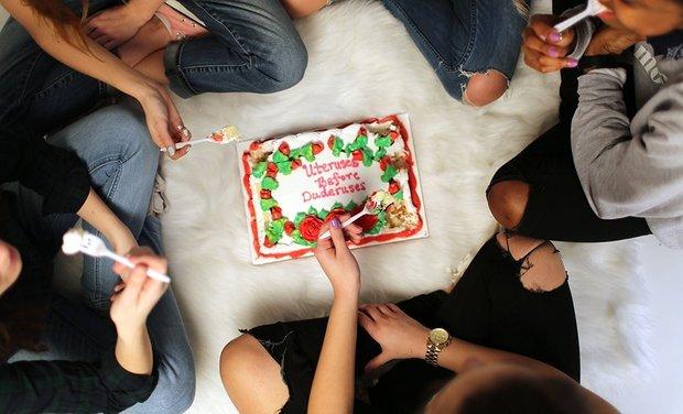 Cake Friends Dessert Love Heartbreak Breakup