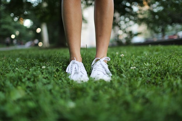 The Lalatennis Shoes Grass