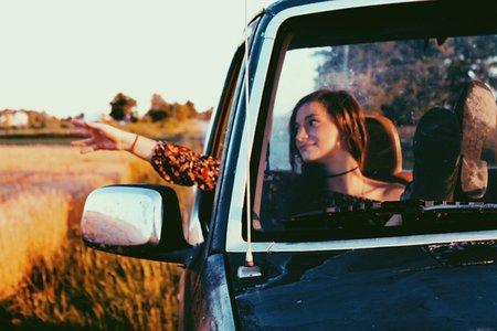 Amelia Kramer-Golden Hour Road Trip