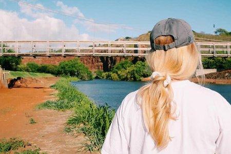 Nature River Baseball Cap