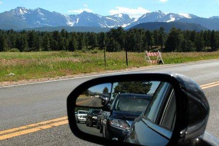 Adventure Roadtrip Mountains Traffic National Parks Fun Hiking Camping