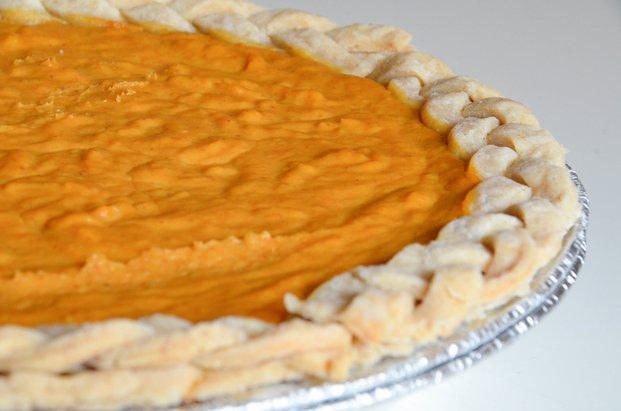 Pumpkin Pie Side