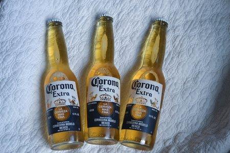 Corona Laying